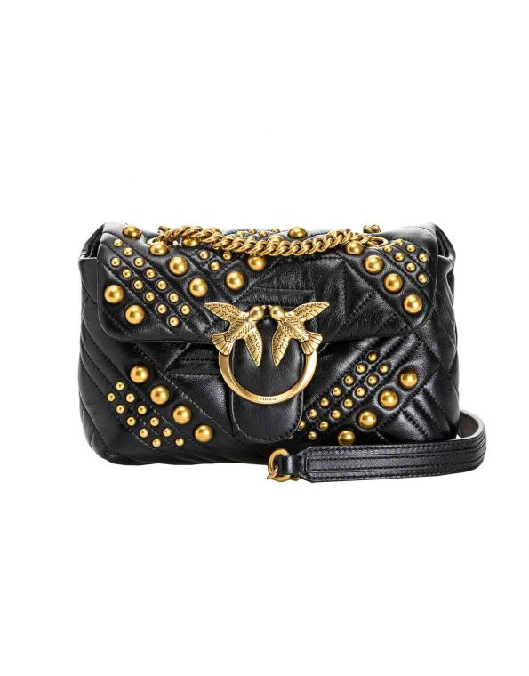 LOVE BAG PINKO BARNEY BOUTIQUE SHOP ONLINE 1P2259Y6YW-Z99